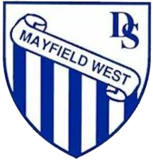 Mayfield West Demonstration School logo